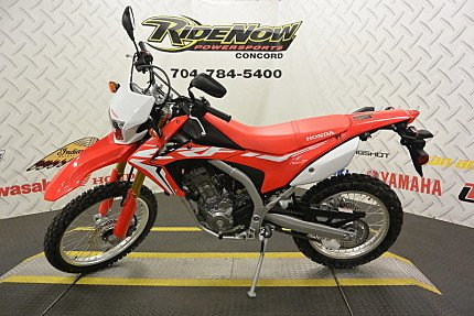 2017 Honda CRF250L for sale 200490421