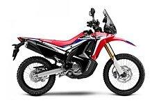 2017 Honda CRF250L for sale 200501716