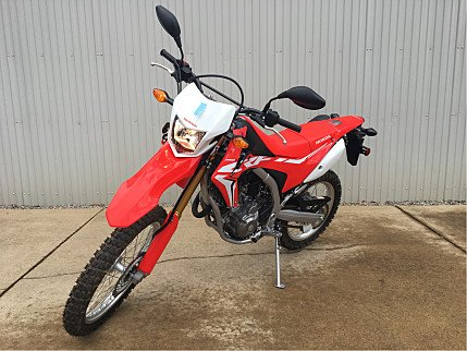 2017 Honda CRF250L for sale 200533452