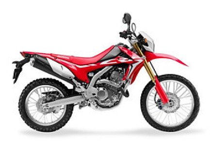 2017 Honda CRF250L for sale 200561420