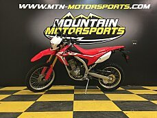 2017 Honda CRF250L for sale 200576701