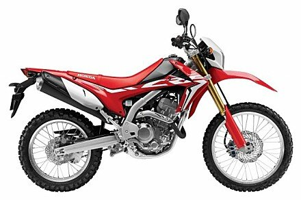 2017 Honda CRF250L for sale 200578046