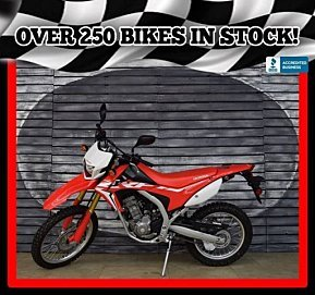 2017 Honda CRF250L for sale 200586471