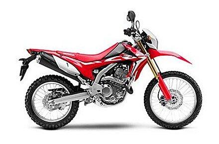 2017 Honda CRF250L for sale 200623812