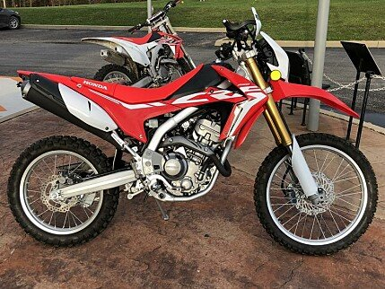 2017 Honda CRF250L for sale 200651095