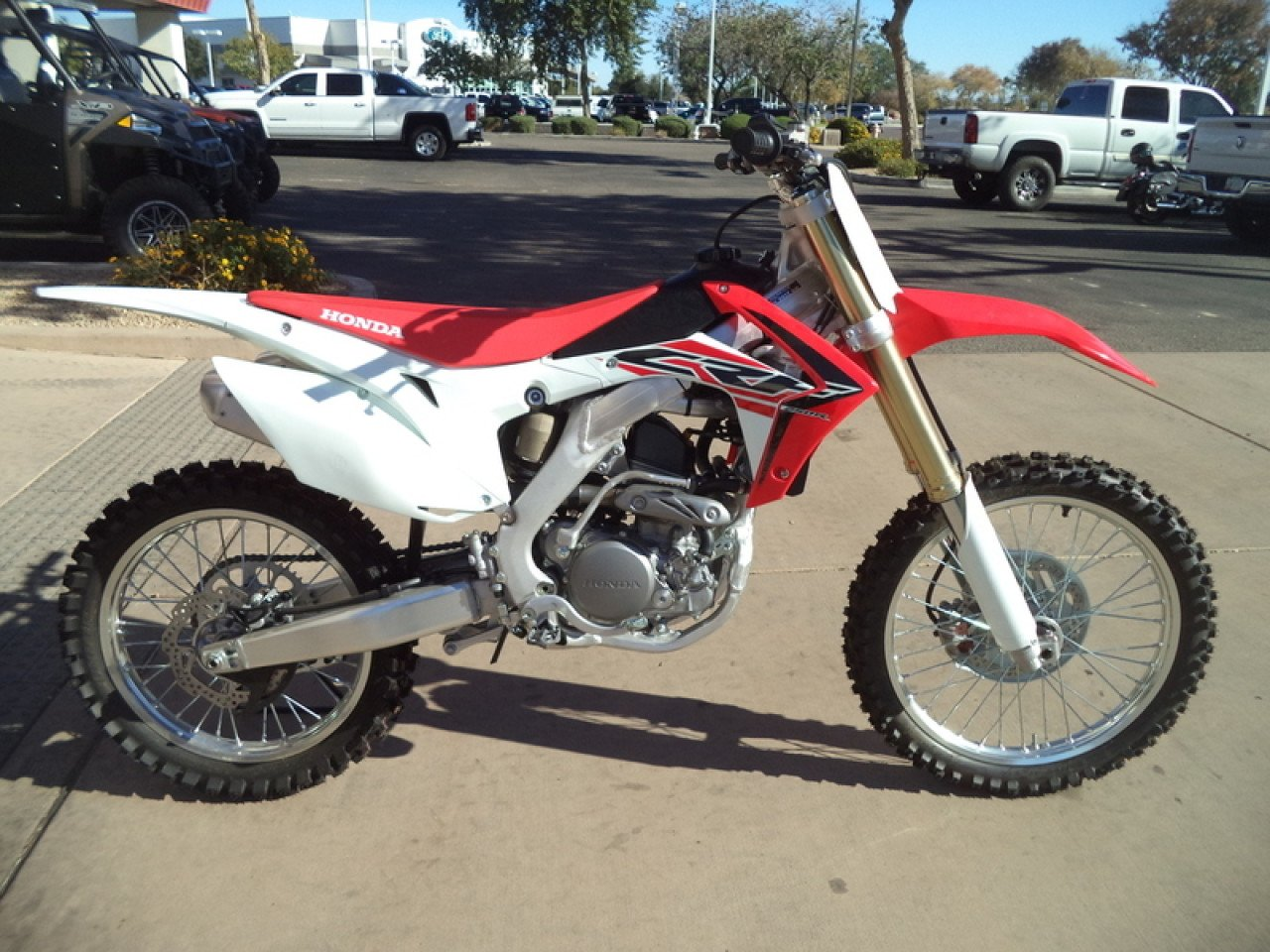 2018 Crf250r Price >> 2017 Honda CRF250R for sale near Goodyear, Arizona 85338 - Motorcycles on Autotrader