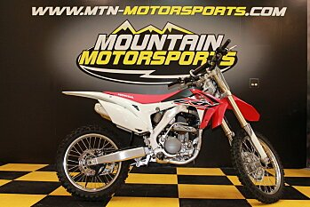2017 Honda CRF250R for sale 200540553