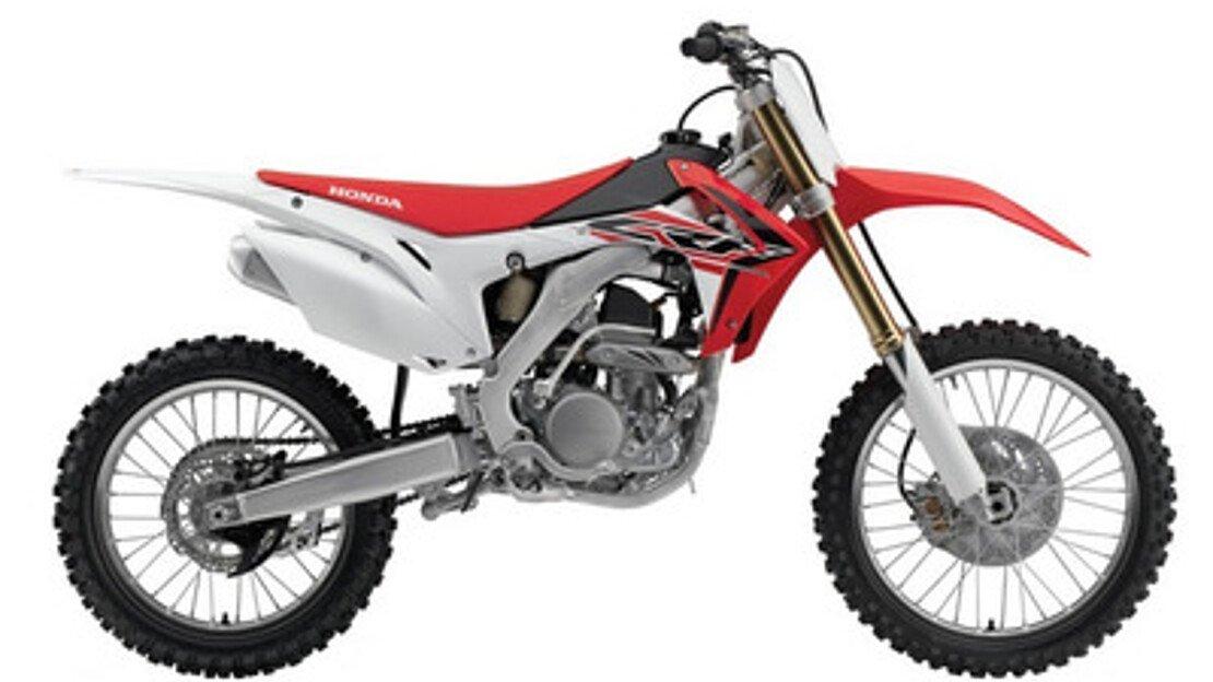 2017 Honda CRF250R for sale 200624631