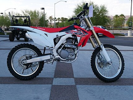 2017 Honda CRF250R for sale 200424435