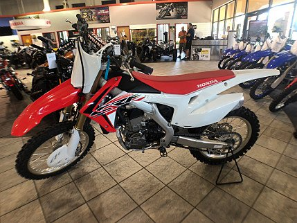 2017 Honda CRF250R for sale 200482248