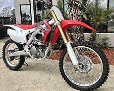 2017 Honda CRF250R for sale 200571053