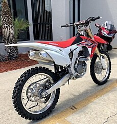 2017 Honda CRF250R for sale 200617430