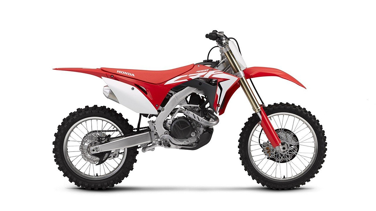 2017 Honda CRF450R for sale 200378950