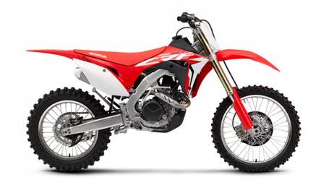 2017 Honda CRF450R for sale 200421013