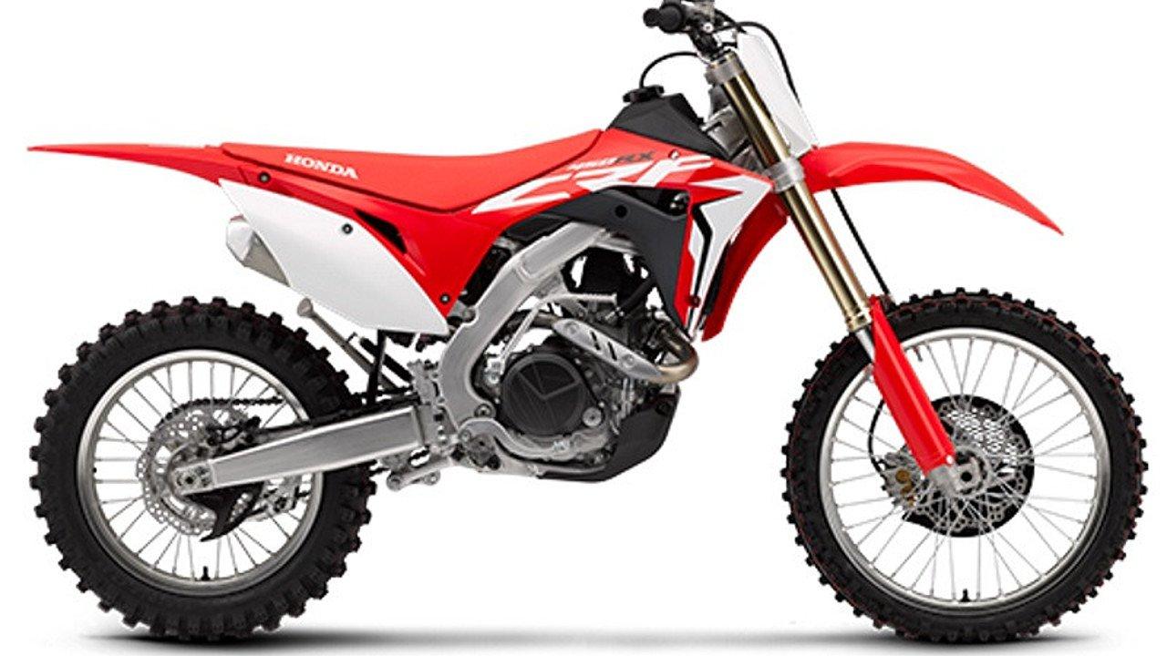 2017 Honda CRF450R for sale 200422637