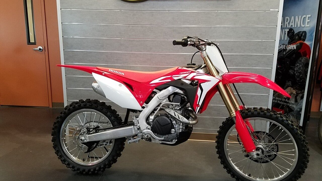 2017 Honda CRF450R for sale 200422642