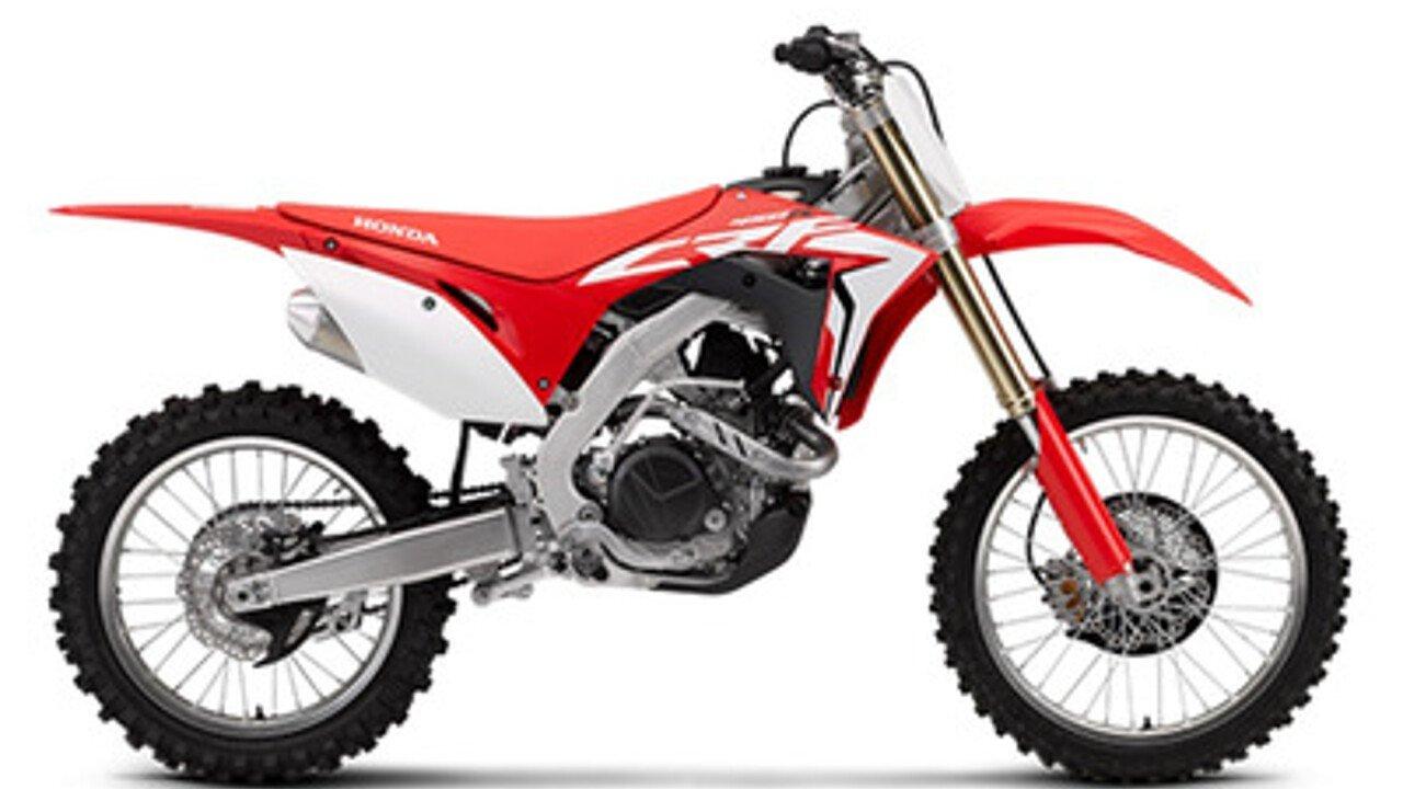 2017 Honda CRF450R for sale 200439324
