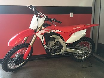 2017 Honda CRF450R for sale 200452992