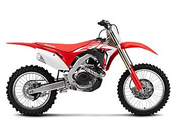 2017 Honda CRF450R for sale 200457896