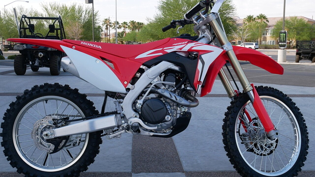 2017 Honda CRF450R for sale 200465644