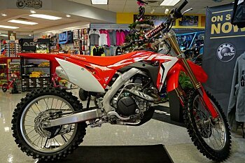 2017 Honda CRF450R for sale 200501969