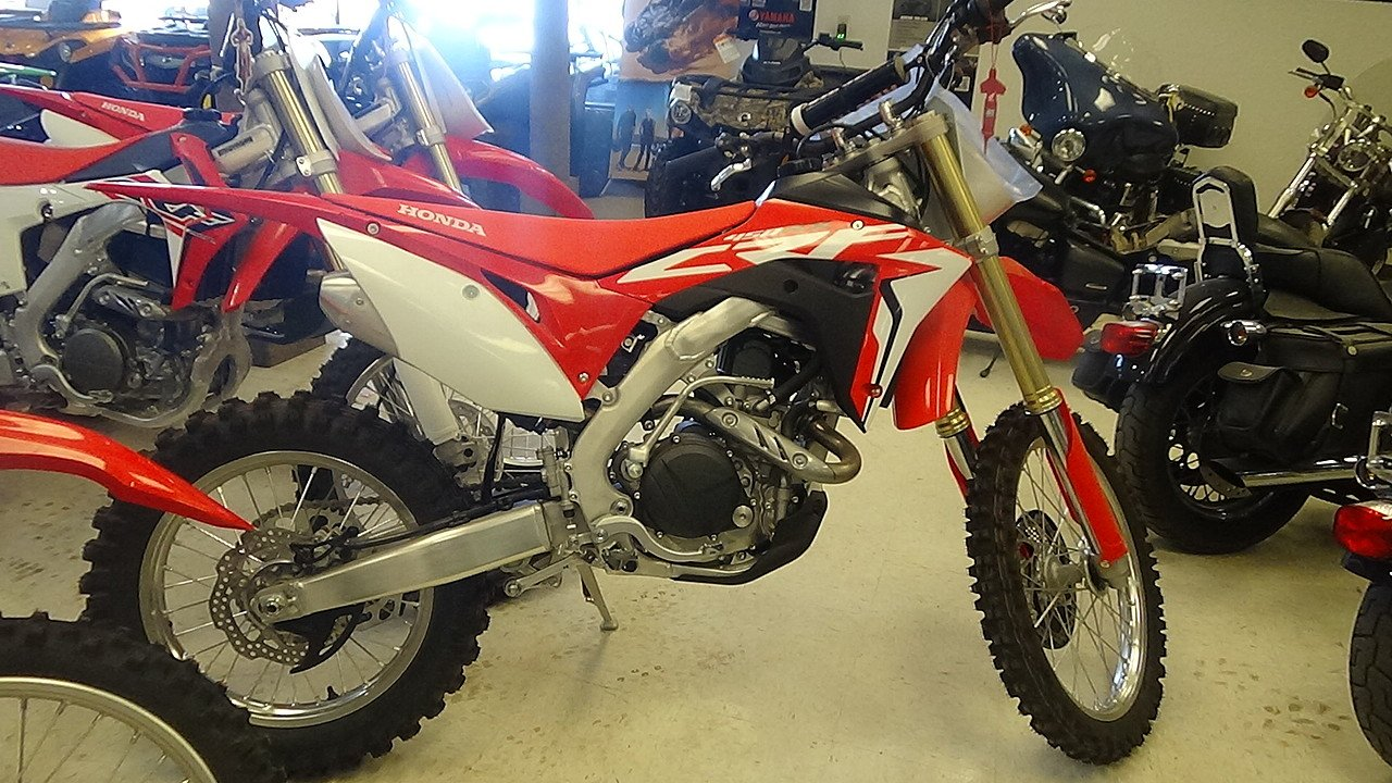 2017 Honda CRF450R for sale 200548421