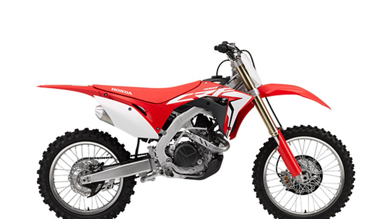 2017 Honda CRF450R for sale 200551641
