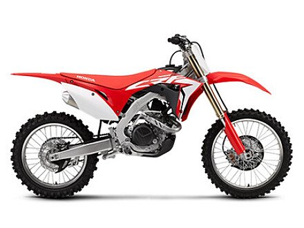 2017 Honda CRF450R for sale 200390511
