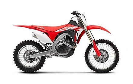 2017 Honda CRF450R for sale 200420068