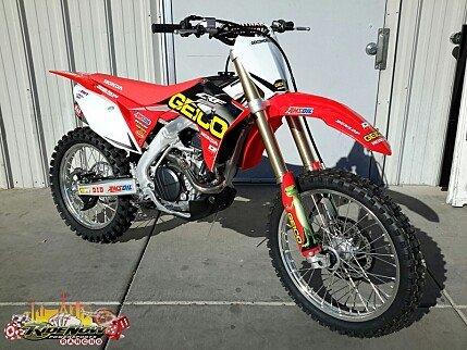 2017 Honda CRF450R for sale 200448747
