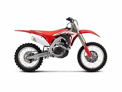 2017 Honda CRF450R for sale 200473548