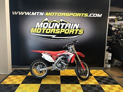 2017 Honda CRF450R for sale 200543121