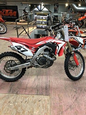 2017 Honda CRF450R for sale 200572701