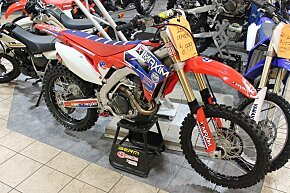 2017 Honda CRF450R for sale 200643323