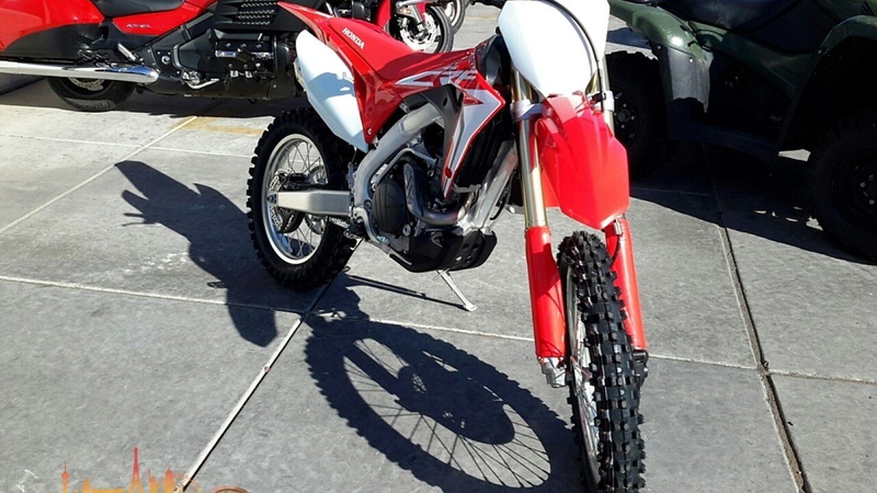 2017 Honda CRF450RX for sale 200421934
