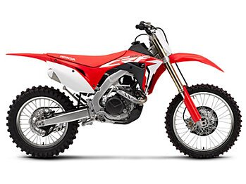 2017 Honda CRF450RX for sale 200467309
