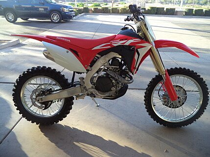 2017 Honda CRF450RX for sale 200472488