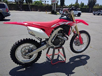 2017 Honda CRF450RX for sale 200499861