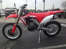 2017 Honda CRF450RX for sale 200502413