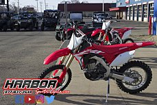 2017 Honda CRF450RX for sale 200522225