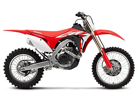 2017 Honda CRF450RX for sale 200537849
