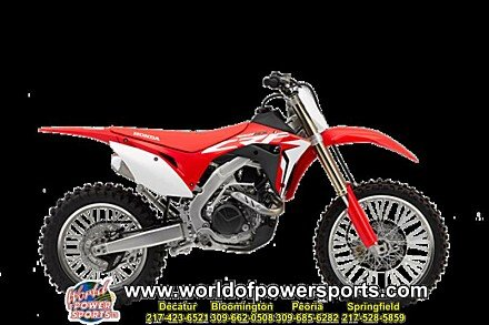 2017 Honda CRF450RX for sale 200636742