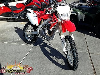 2017 Honda CRF450X for sale 200421163
