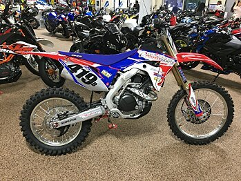 2017 Honda CRF450X for sale 200487114