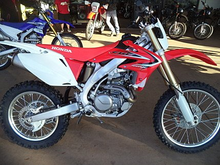 2017 Honda CRF450X for sale 200505744