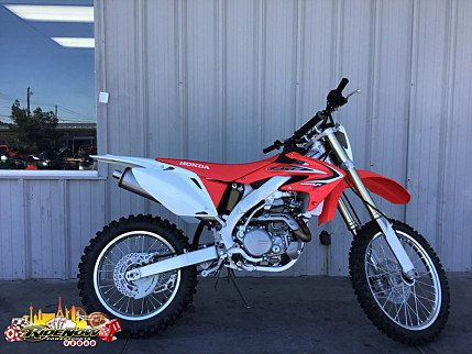 2017 Honda CRF450X for sale 200542056