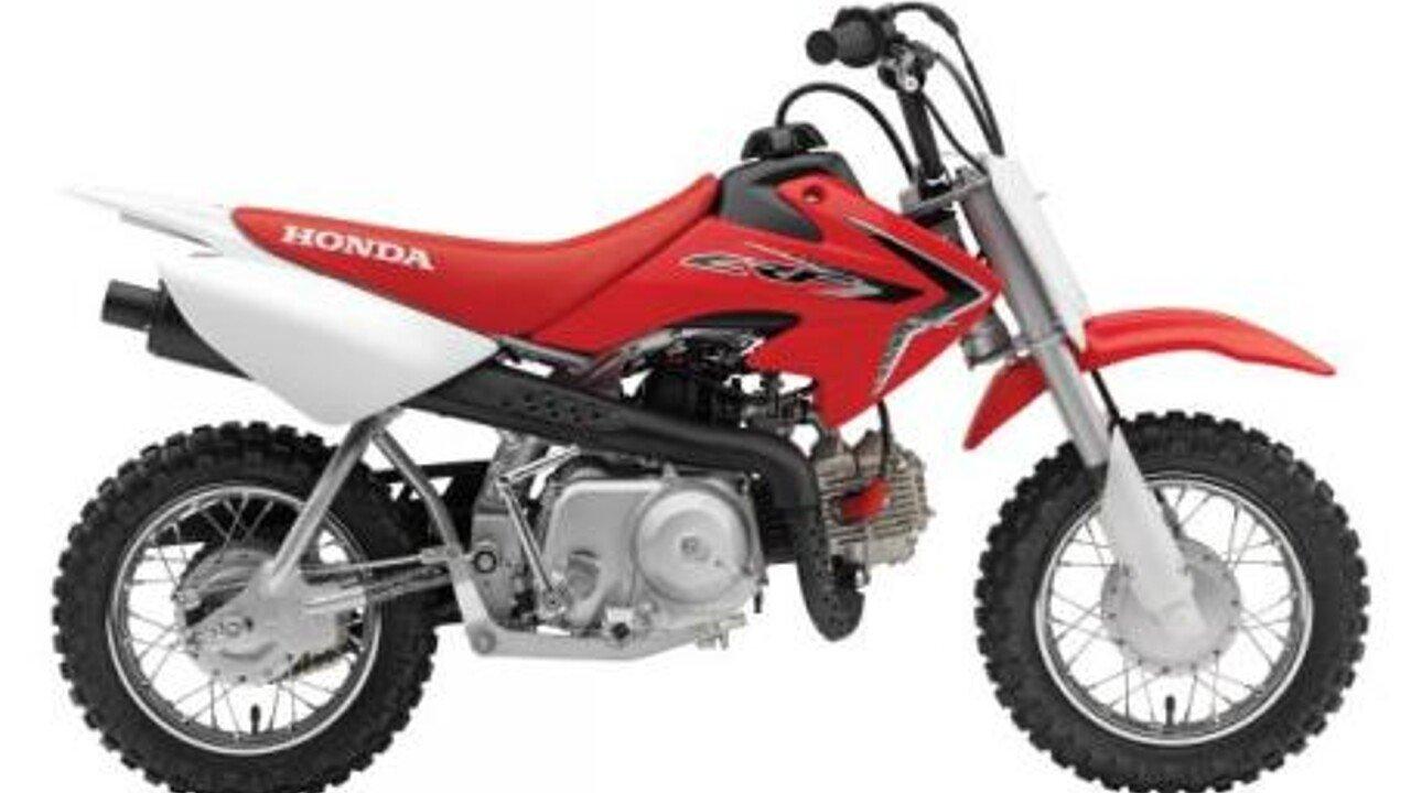 2017 Honda CRF50F for sale 200421020