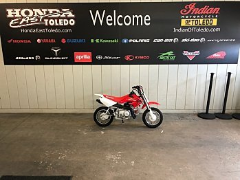 2017 Honda CRF50F for sale 200580287