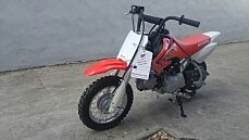 2017 Honda CRF50F for sale 200380955