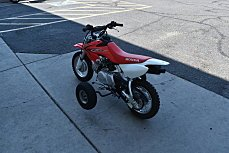 2017 Honda CRF50F for sale 200489444